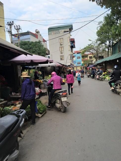 Bán nhà Sài Đồng kinh doanh mọi mặt hàng, DT 94m2.