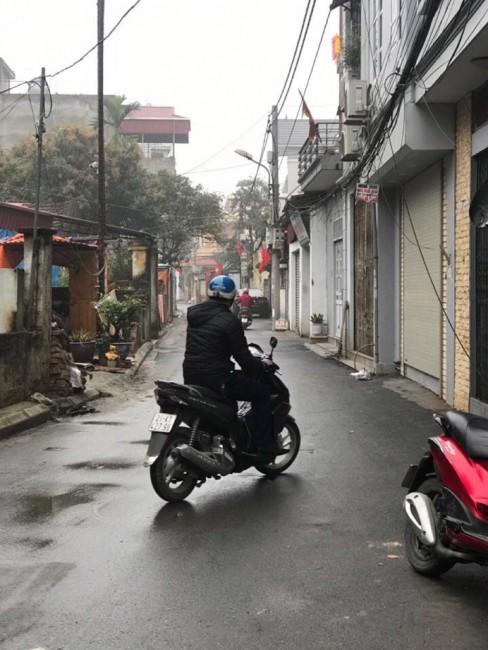 Bán nhà TDP Bình Minh, Trâu Quỳ, đường ô tô tránh nhau, ngõ thông giá chỉ 2.55 tỷ.