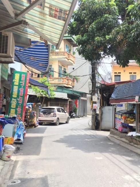 Bán nhanh nhà trọ 4 tầng 60m2 – đường ô tô thông ở Trâu Quỳ, Gia Lâm.