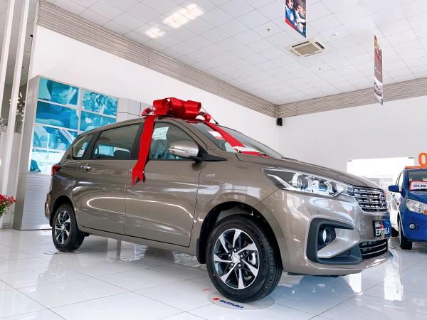 Bán Suzuki Ertiga Sport 2021, Hỗ trợ 50% Thuế Trước Bạ