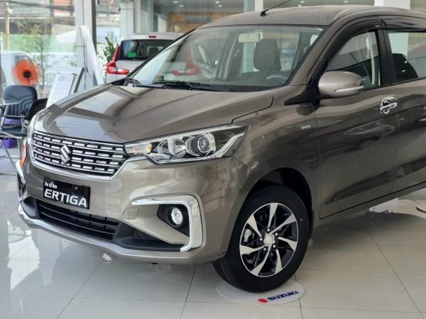 Bán Suzuki Ertiga 7 chỗ dòng MPV hiện đại nhất 2021