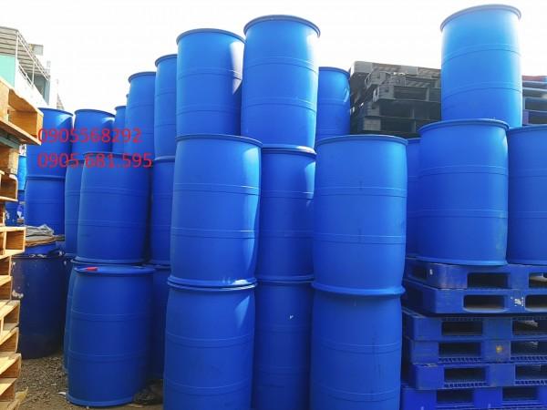 Bán thùng phuy nhựa giá rẻ tại Đà Nẵng 0905568292 - 0905.681.595