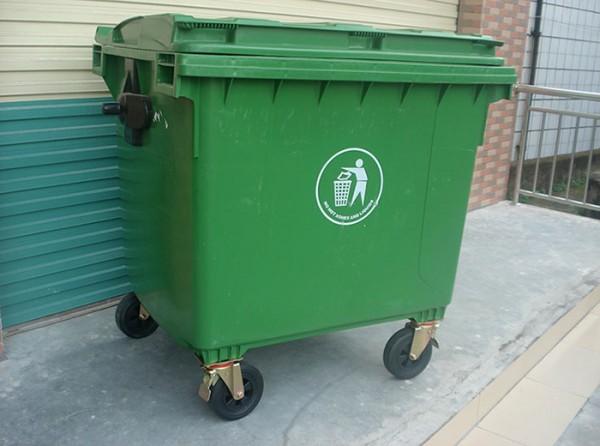 Bán thùng rác 660 lít - 0973212939