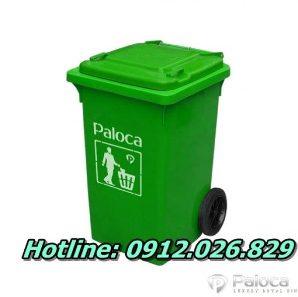 Bán thùng rác công nghiệp 90 lít, 90L giá rẻ
