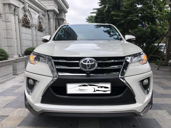 Bán Toyota Fortuner Máy xăng 1 cầu nhập khẩu 2019