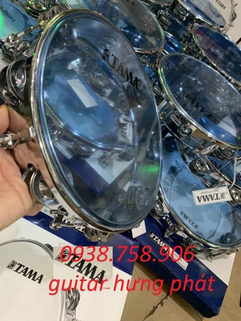 Bán trống lục lạc gõ bo tamborine TAMA giá rẻ tại bình dương
