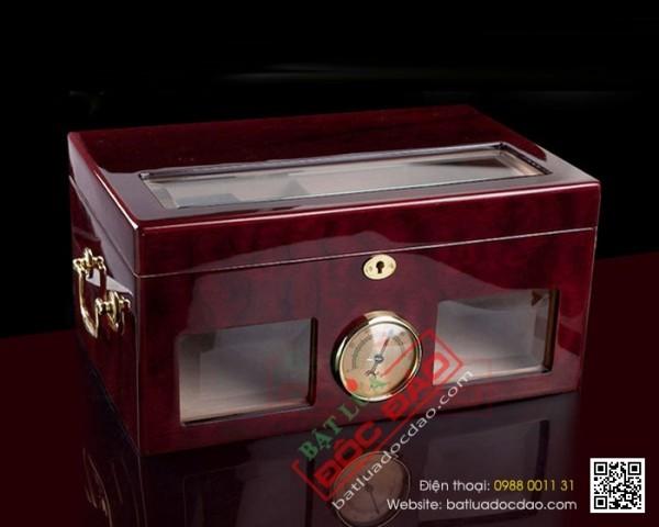 Bán tủ bảo quản xì gà Cohiba gỗ tuyết tùng cao cấp H532B