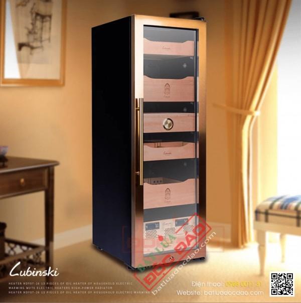 Bán tủ đựng xì gà 200 đến 400 điếu Cohiba loại cắm điện