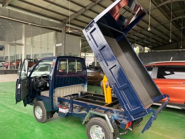 Bán xe Ben Suzuki Carry truck Đời 2021 Tải trọng 0.6 khối Giá Ưu đãi tháng 8