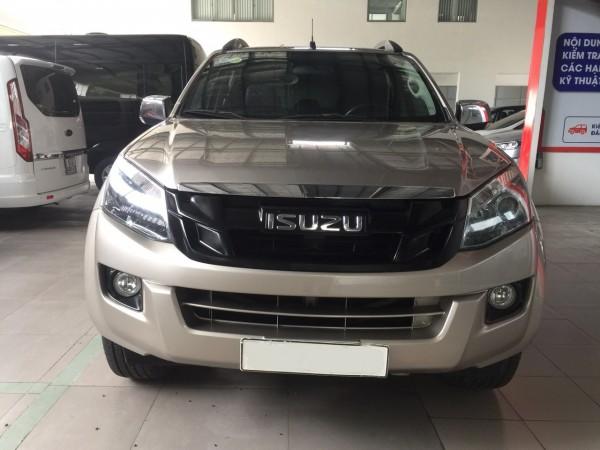 Bán xe Isuzu D-Max LS 2.5L 2 cầu số sàn, đời 2017, nhập khẩu Thái, giá 486 triệu