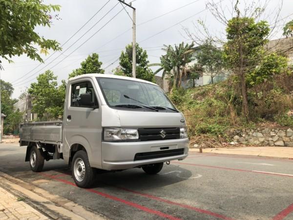 Bán xe Ô tô Suzuki Carry Pro Thùng Lửng 810kg  Nhập Khẩu Đời 2021