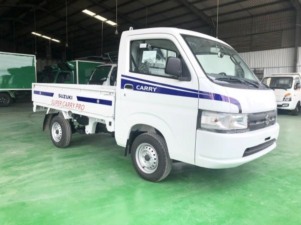 Bán xe Suzuki Carry Pro 810kg Nhập khẩu Đời 2021 Ưu đãi tháng 8