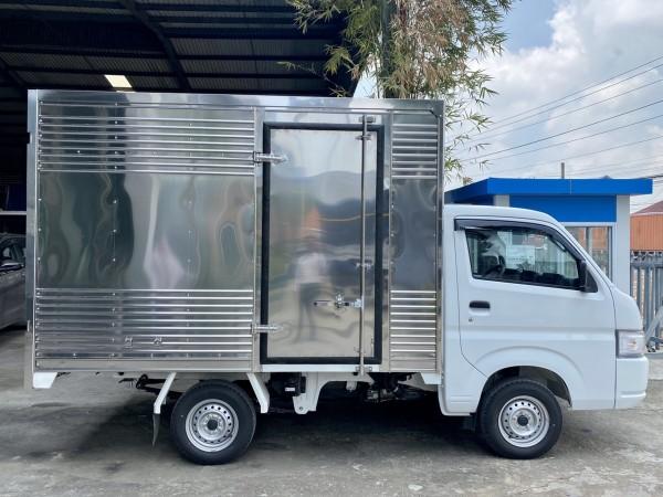 Bán xe Suzuki Carry Pro Đời 2021 Tải trọng 700kg Thùng kín xe sẵn giao ngay Ưu đãi mùa dịch