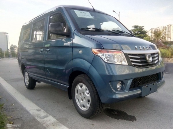 Bán xe Van Kenbo 5 chỗ 495kg giá rẻ Hà Nội - 0875 73 6789