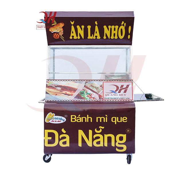 Bảng giá xe bánh mì que Quang Huy tại Hà Nội