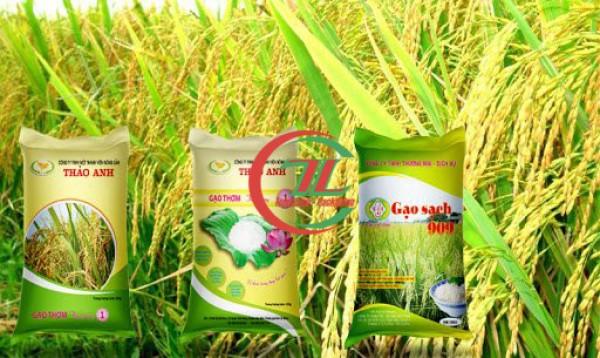 Bao đựng lúa ở Nghệ An, bán bao bì pp dệt