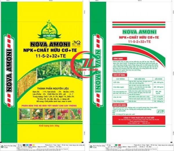 Bao đựng phân bón, công ty sản xuất bao bì phân bón - 0908 858 386