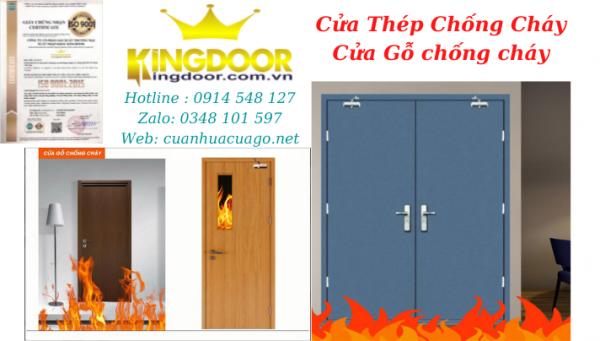 Báo giá cửa chống cháy - cửa thoát hiểm   Áp dụng từ tháng 8/2021