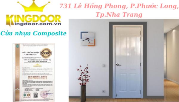Báo giá cửa nhựa Composite tại Ninh Hòa - Cửa nhựa giá rẻ,chịu nước tốt