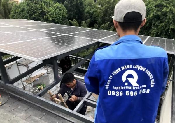 Báo giá lắp điện mặt trời tại Hải Phòng năm 2021