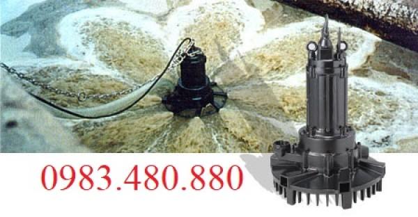 Báo giá máy sục khí chìm Tsurumi 50TRN42.2 *0983.480.880*