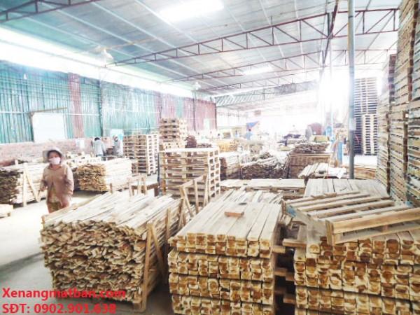 BÁO GIÁ TỐT Pallet gỗ chất lượng Bình Dương