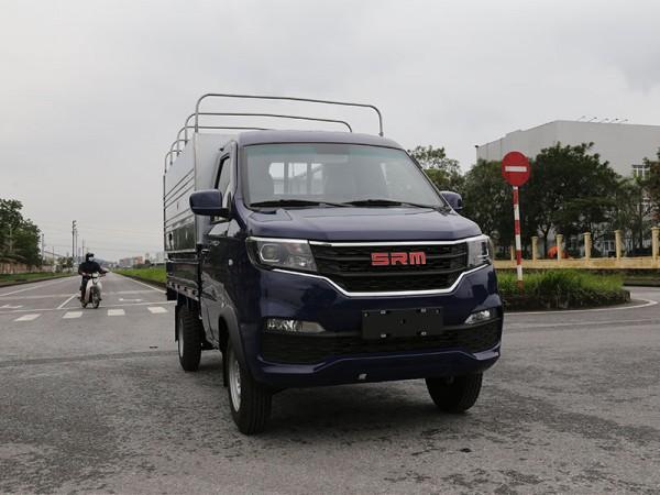 Báo giá xe tải Dongen SRM 900KG- thùng 2m7