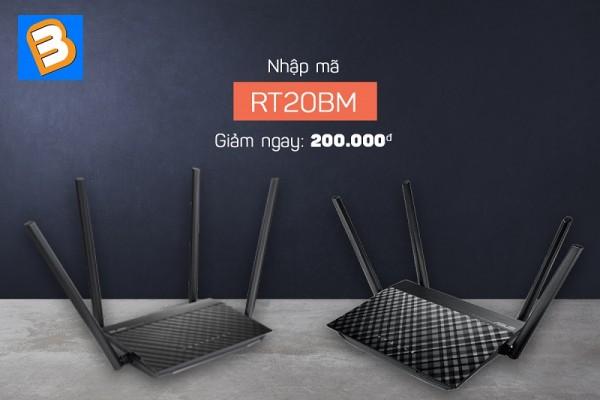 Bão sale các sản phẩm Router wifi hot nhất tại Bình Minh trong tháng 3