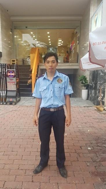 Bảo vệ cho tòa nhà ở quận Phú Nhuận - 0966.375.555