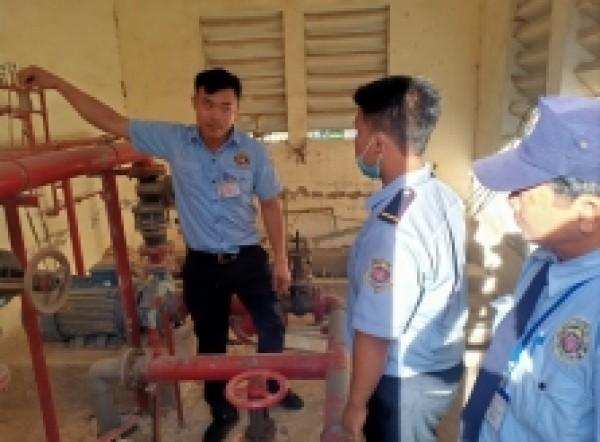 Bảo vệ cho văn phòng tại quận Tân Phú - 0966.375.555