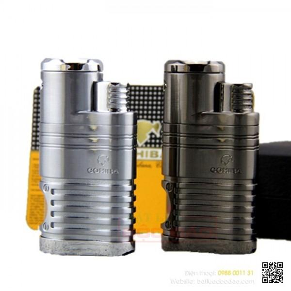 Bật lửa Cohiba, bật lửa khò xì gà 4 tia H095 (hàng chính hãng)