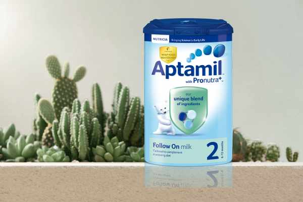 Bật mí sữa Aptamil Anh Ngoại được các mẹ săn lùng nhiều nhất