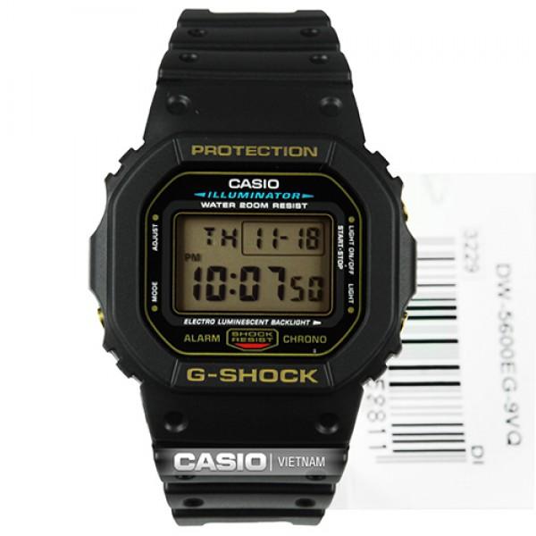 Bất ngờ chiếc đồng hồ thể thao G-Shock ngầu, chất giá cực rẻ