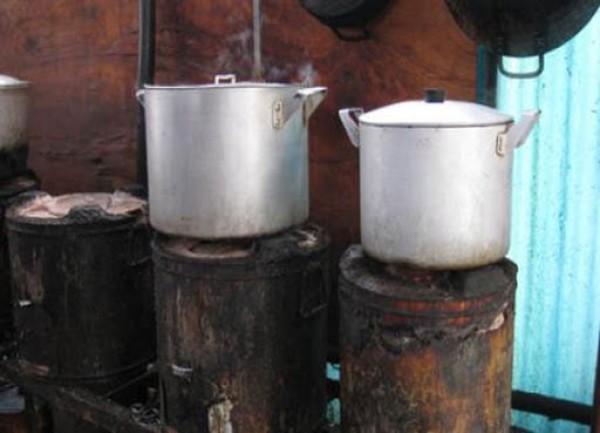 Bếp khí hóa đang được người dân nông thôn ưa chuộng