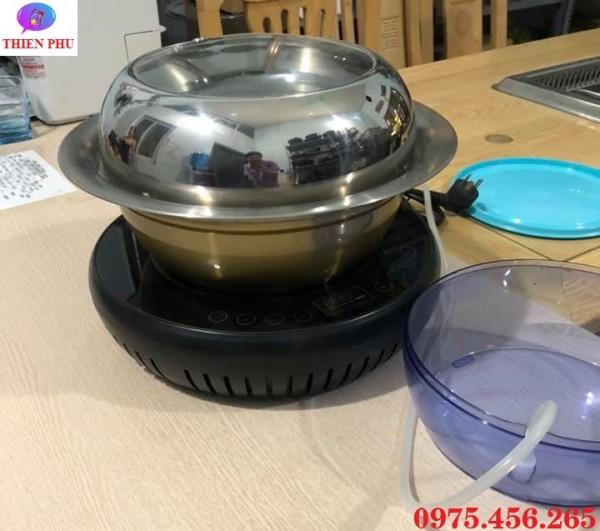Bếp lẩu hơi gia đình chính hãng tại Thái Nguyên