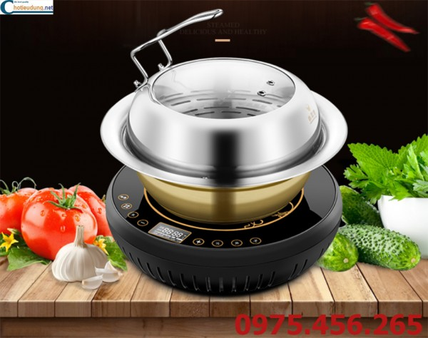Bếp lẩu hơi gia đình giá rẻ tại Bắc Ninh
