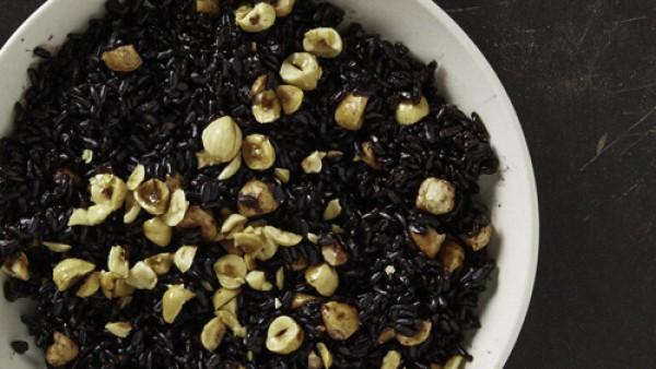 Bí kíp chế biến những món ăn dinh dưỡng từ gạo lứt đen