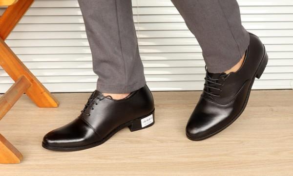 Bí kíp chọn giày cao cho nam trong thời trang công sở