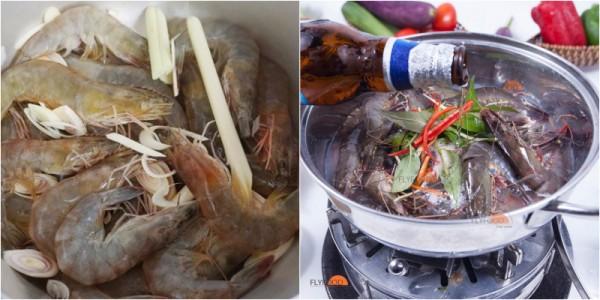 Bí quyết khử bay mùi tanh trong hải sản khi nấu ăn