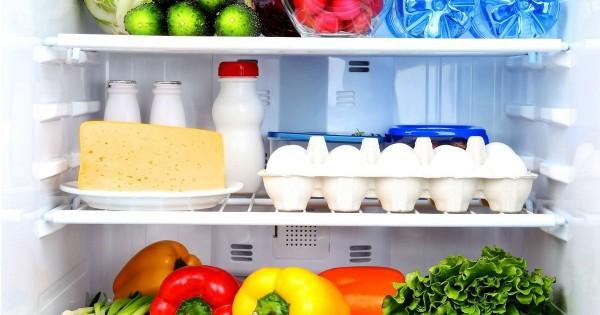Bí quyết kiểm tra độ tươi thực phẩm trong tủ lạnh
