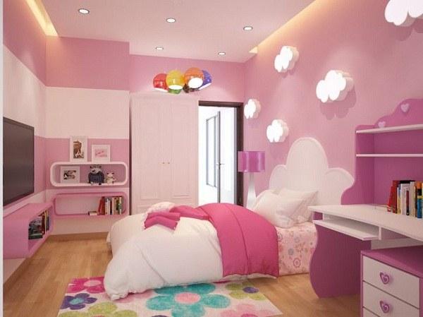 Bí quyết lựa chọn và sắp xếp tủ đầu giường cho trẻ