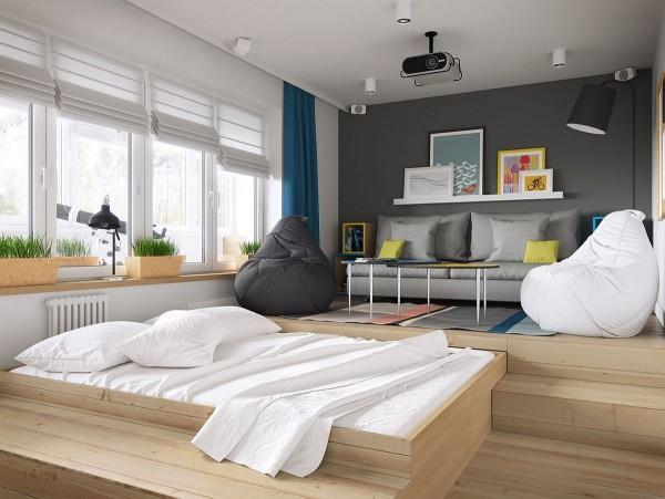 Bí quyết sử dụng sắc trắng thanh nhã cho căn hộ của bạn