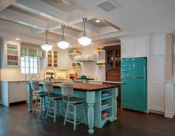 Bí quyết tạo phong cách đặc trưng cho phòng bếp