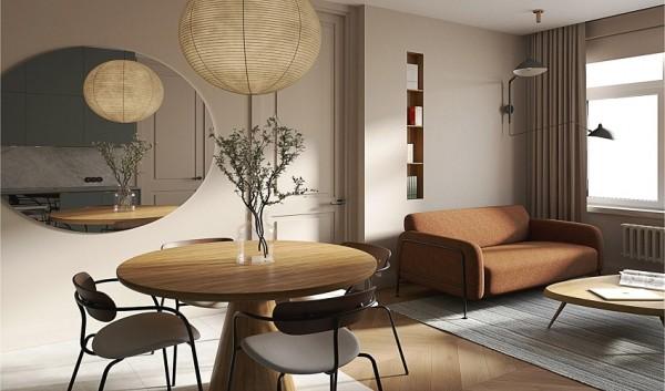 Biện pháp thiết kế không gian sống hài hòa và yên tĩnh