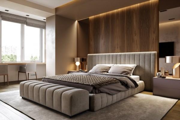Biện pháp trang trí đầu giường ấn tượng và đẹp mắt