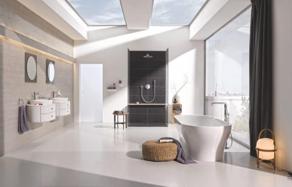 Biến phòng tắm thành nơi thư giãn lý tưởng của gia đình