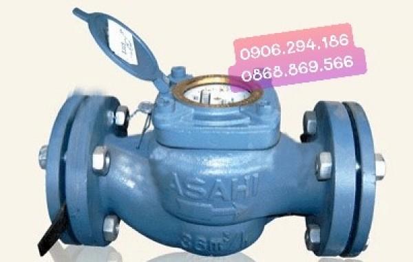 BILALO cung cấp đồng hồ nước Asahi nối bích giá rẻ
