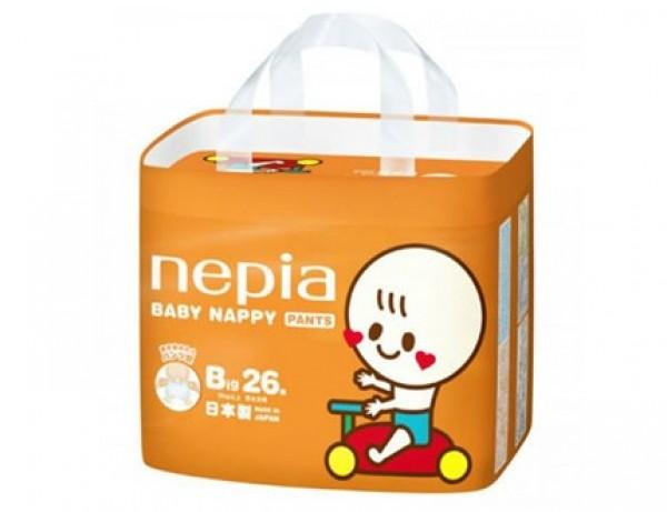 Bỉm quần Nepia XL26 cho bé từ 12 kg