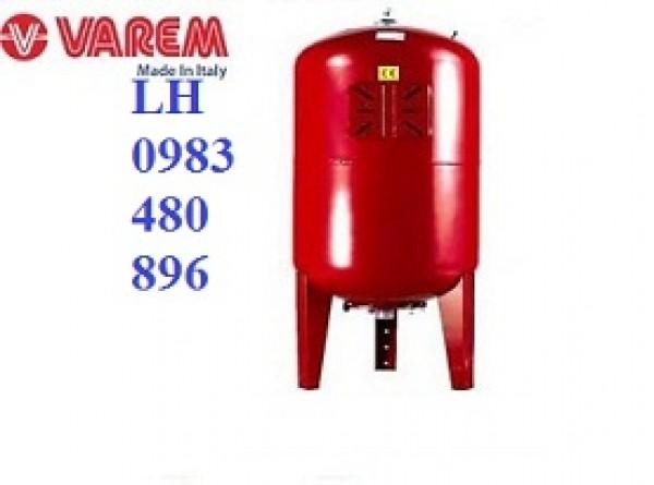 Bình tích áp Varem 100 lít chính hãng Call/Zalo 0983.480.896