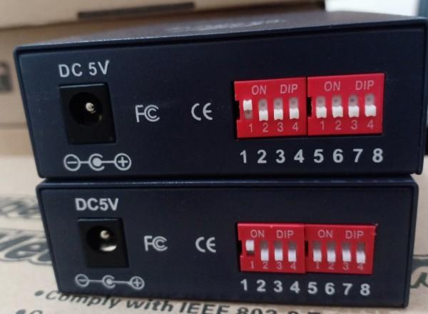 Bộ chuyển đổi quang điện PLANET GT-802S